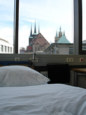 Subjects Room with Cathedral View